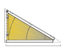 rollo f r dreiecksfenster plisseerollos f r giebelfenster. Black Bedroom Furniture Sets. Home Design Ideas