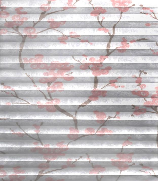 plissee sakura 231177 - Plissee Mit Muster